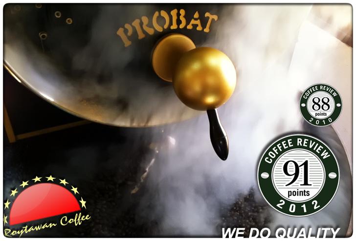 กาแฟ ร้อยตะวัน